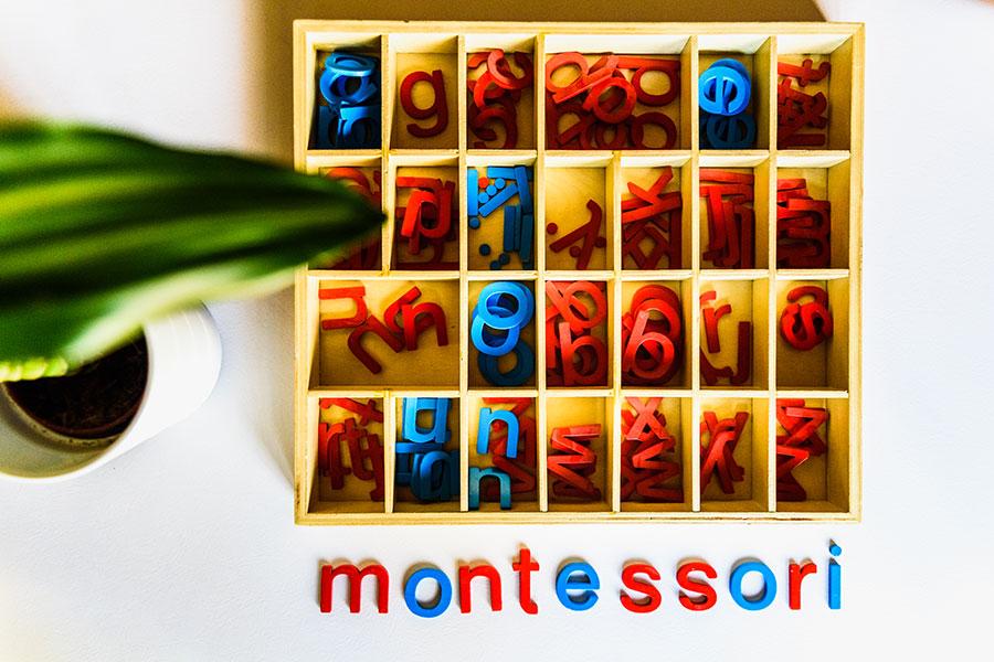 Montessori Preschool in Bartlett